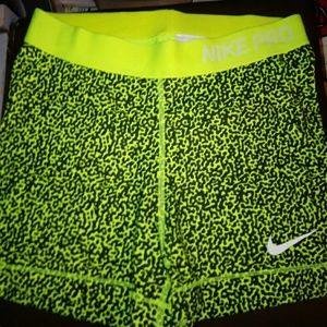 Nike Pro Workout Shorts